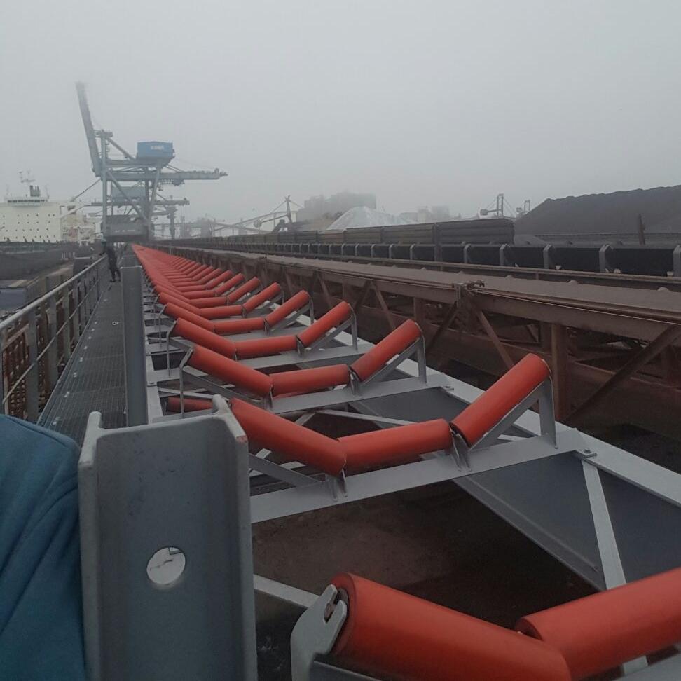 Transportbanden Vervangen EECV Rotterdam