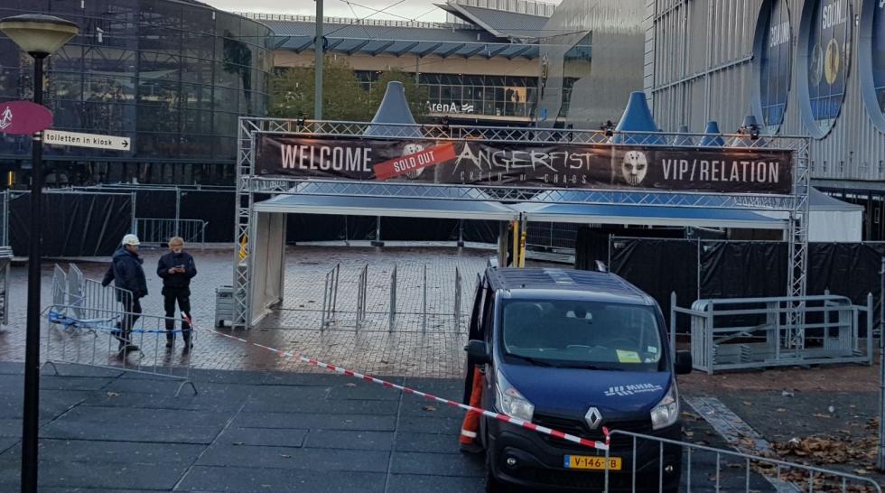 Afas LIVE Amsterdam LED Panelen (1)
